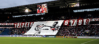Fotball<br /> Tippeligaen Eliteserien<br /> 15.09.08<br /> Ullevaal Stadion<br /> Vålerenga VIF - Lyn<br /> Supportere Bastionen TIFO<br /> Foto - Kasper Wikestad