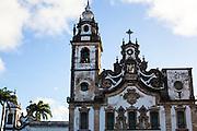 Recife_PB, Brasil.<br /> <br /> Basilica de Nossa Senhora do Carmo e um templo Catolico pertencente a Ordem Carmelita, localizado no Recife, Pernambuco.<br /> <br /> Nossa Senhora do Carmo church in Recife, Pernambuco.<br /> <br /> Foto: RODRIGO LIMA / NITRO