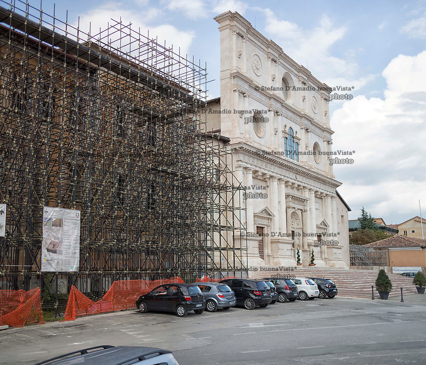 Basilica di San Bernardino L'Aquila