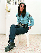 Women in Prison, Neve Tirzah, Israel. Portrait Photography by Debbie Zimelman, Modiin, Israel