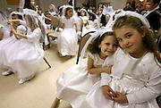 First Communion.
