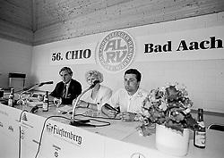 Van Geenberghe Jean Claude, BEL<br /> CHIO Aachen 1993<br /> © Hippo Foto - Dirk Caremans<br /> 02/06/2020