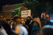 US: Protest Against Police Violence in Chicago, 20 Oct. 2016