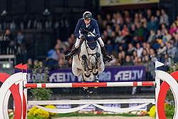 FUCHS Martin (SUI), Chica B Z<br /> Stuttgart - German Masters 2019<br /> Preis der Firma GEZE GmbH<br /> Int. Springprüfung mit Siegerrunde (1.50 m)<br /> CSI5*-W, Wertungsprüfung für LONGINES Ranking<br /> 16. November 2019<br /> © www.sportfotos-lafrentz.de/Stefan Lafrentz