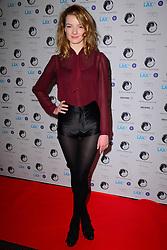 Dakota Blue Richards during the Triforce Film Festival, London, United Kingdom. Sunday, 8th December 2013. Picture by Nils Jorgensen / i-Images