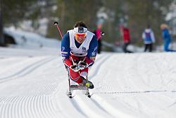 LARSEN Trygve Steinar, NOR, Long Distance Cross Country, 2015 IPC Nordic and Biathlon World Cup Finals, Surnadal, Norway