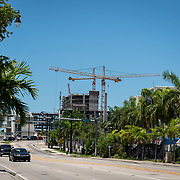 MIAMI, FLORIDA, JUNE 28, 2017<br />  The neighborhood near  the proposed new soccer stadium planned for the David Beckham group in a nearby parcel in Overtown. <br /> (Photo by Angel Valentin/Freelance)