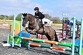 Class 01 - Pony Intro Open - 75cm