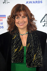 Rebecca Front during the British Comedy Awards, London, United Kingdom. Thursday, 12th December 2013. Picture by Chris Joseph / i-Images
