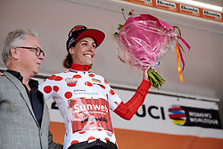 Lucinda Brand (NED) wins the climber's competition at Boels Ladies Tour 2019 - Stage 5, a 154.8 km road race from Nijmegen to Arnhem, Netherlands on September 8, 2019. Photo by Sean Robinson/velofocus.com