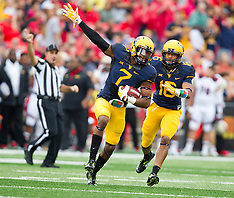 09/13/14 West Virginia vs. Maryland