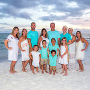 Archer Family Beach Photos