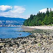 Stanley park. Vancouver, BC. Canada