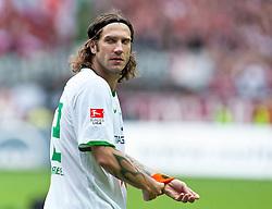 14.05.2011, Fritz-Walter Stadion, Kaiserslautern, GER, 1. FBL, 1.FC Kaiserslautern vs Werder Bremen, im Bild Torsten Frings (Bremen #22), EXPA Pictures © 2011, PhotoCredit: EXPA/ nph/  Roth       ****** out of GER / SWE / CRO  / BEL ******