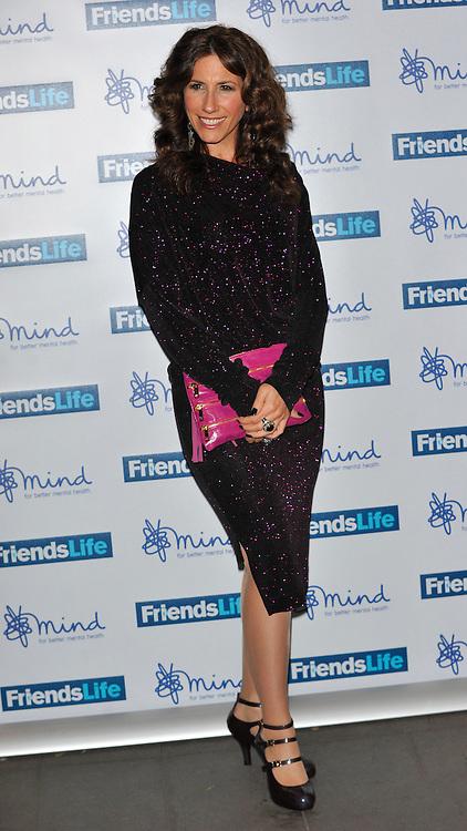 Gaynor Faye attends the Mind Media Awards 2012, BFI Southbank, Belvedere Road, London, United Kingdom, November 19, 2012. Photo by Chris Joseph / i-Images.