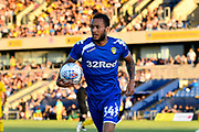 Lewis Baker (34) of Leeds United during the Pre-Season Friendly match between Oxford United and Leeds United at the Kassam Stadium, Oxford, England on 24 July 2018. Picture by Graham Hunt.