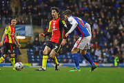 Diego Fabbrini during the Sky Bet Championship match between Blackburn Rovers and Birmingham City at Ewood Park, Blackburn, England on 8 March 2016. Photo by Pete Burns.