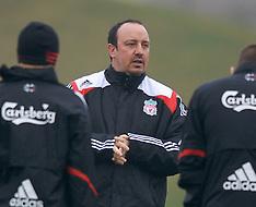071214 Liverpool training