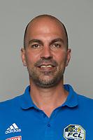 10.07.2017; Luzern; FUSSBALL SUPER LEAGUE - FC Luzern;<br /> Trainer Markus Babbel (Luzern) <br /> (Martin Meienberger/freshfocus)