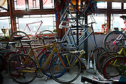 The Natooke Fixed Gear Bike shop in Beijing -- Beijing Bike Culture -- 2011 Tour of Beijing Scouting Photos
