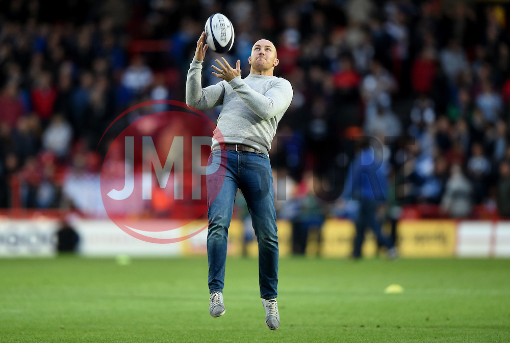 Half Time entertainment - Mandatory byline: Joe Meredith/JMP - 25/05/2016 - RUGBY UNION - Ashton Gate Stadium - Bristol, England - Bristol Rugby v Doncaster Knights - Greene King IPA Championship Play Off FINAL 2nd Leg.