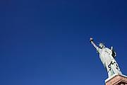 UNITED STATES-NEW YORK-Statue of Liberty. PHOTO: GERRIT DE HEUS.VERENIGDE STATEN-NEW YORK. Vrijheidsbeeld. PHOTO GERRIT DE HEUS