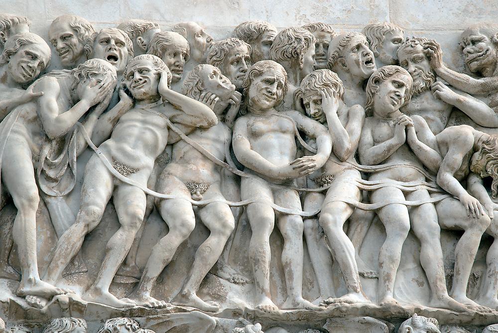 Duomo Plaza, Orvieto, Italy