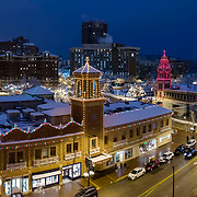 Kansas City, Missouri Country Club Plaza Lights, January 2019