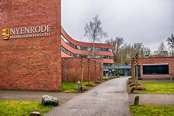 28-03-2018 NED: Nyenrode Business Universiteit, Breukelen<br /> Nyenrode Sports is een internationaal sportleidingsinstituut onderdeel van Nyenrode Business Universiteit. Nyenrode Sports is opgericht in 2014 en werd gelanceerd met als missie de leiders van de volgende generatie in de sport te inspireren en te versterken.