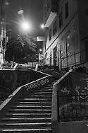 Turkey. Istambul. Beyoglu district. at night