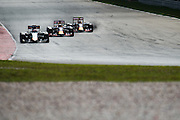 March 27-29, 2015: Malaysian Grand Prix - racing action