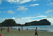 sunny beaches of costa rica