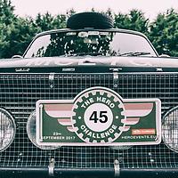 Car 45 Bronwyn Burrell / Freda Croasdell