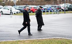 21.12.2017, Ausweichquartier des Parlaments, Wien, AUT, SPÖ, Sitzung des Parteipräsidiums in der es um die Neuaufstellung der Parteizentrale mit Wahl des neuen Bundesgeschäftsführers geht. im Bild Nationalratsabgeordneter SPÖ Alois Stöger // Member of the National Council Alois Stoeger (SPOe) during board meeting of the austrian social democratic party due to Austrian general elecitons 2017 in Vienna, Austria on 2017/12/21. EXPA Pictures © 2017, PhotoCredit: EXPA/ Michael Gruber