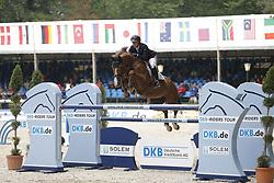 Kayer, Julia, Sterrehof´s Ushi<br /> Paderborn - Paderborn Challenge 2014<br /> Championat<br /> © www.sportfotos-lafrentz.de/ Stefan Lafrentz