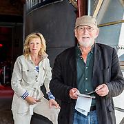 NLD/Utrecht/20200401602 - Cultuur in Actie.nl, Hans Croiset en Johanna ter Steege