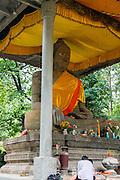 Buddha Statue, Angkor, Cambodia