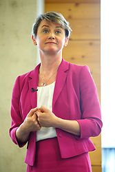 © Licensed to London News Pictures. 19/08/2015. London, UK. Labour Party leader candidate YVETTE COOPER hosts a women's event at Coin Street Conference Centre in London on August 19, 2015. Photo credit: Tolga Akmen/LNP