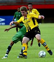Fotball<br /> Peregrino Cup Brail<br /> Foto: Argenpress/Digitalsport<br /> NORWAY ONLY<br /> <br /> 18.01.2008<br /> Start v Boavista<br /> <br /> Espen Børufsen