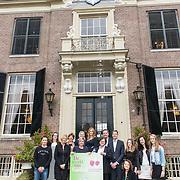 NLD/Baarn/20171010 - Laurentien aanwezig bij Dag van de Duurzaamheid, Prinses Laurentien