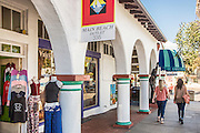 Shopping at Main Beach In Downtown Laguna Beach