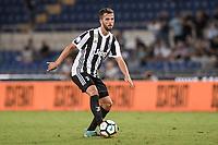 13.08.2017 - Roma - Supercoppa Italiana  -  Juventus-Lazio nella  foto: Miralem Pjanic