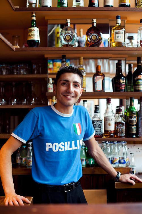 Pasquale De Lucia, 31, Posillipo Restaurant, Broadstairs, Kent