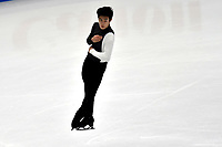 Nathan CHEN USA <br /> Men Short Program <br /> Milano 22/03/2018 Assago Forum <br /> Milano 2018 - ISU World Figure Skating Championships <br /> Foto Andrea Staccioli / Insidefoto