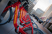 Capital Bikeshare in Crystal City