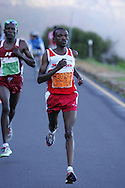 Mabhutile Lebopo during the 2010 Old Mutual 2 Oceans Ultra Marathon held in Cape Town, Western Cape, South Africa on the 3 April 2010.Photo by: Ron Gaunt/ SPORTZPICS