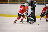 SAT 1915 IRISH SELECT GREEN V WEST MICHIGAN ICE DOGS RED