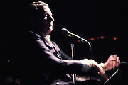 Jerry Lee Lewis performs in Memphis.