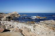 """US-MONTEREY: The """"17 mile drive"""" along the coast near Monterey . PHOTO: GERRIT DE HEUS"""