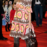 London Oct 7th  Tanya Bryer attend the UK premiere of 'High School Musical 3' at the Empire cinema, Leicester Square on October 7, 2008 in London, England.